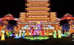 Le festival des lanternes s'installe à Blagnac, après trois années à Gaillac.
