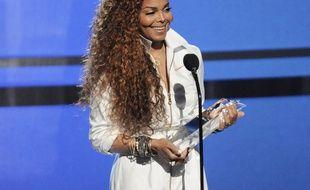 La chanteuse Janet Jackson aux BET Awards en 2015
