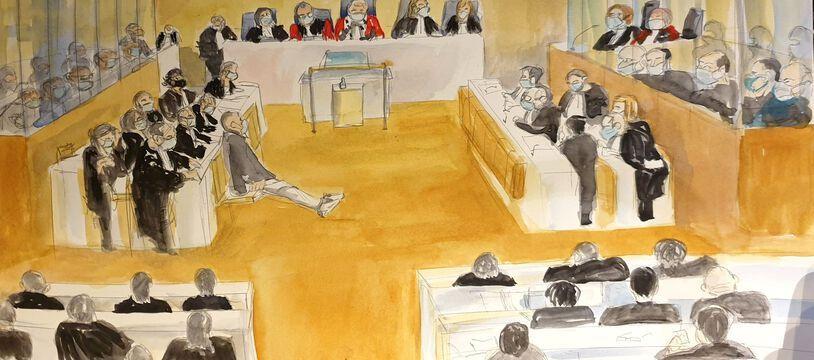 Attentats de janvier2015: Un procès en appel pour deux accusés (Archives)