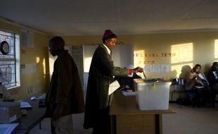 Lesotho: ouverture des bureaux de vote