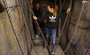 Prison island à Lesquin.