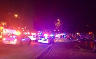 Une fusillade a eu lieu à Orlando en Floride le 12 juin 2016, dans une boîte gay.