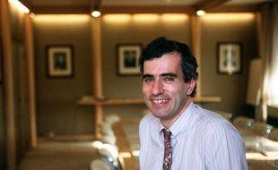 Photo non datée d'Edouard Stern, banquier français retrouvé mort à Genève en 2005 dans une combinaison de latex.