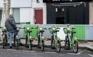 Suite au retard de déploiement du Vélib' 2 à Paris, le mois de mars sera remboursé aux abonnés. (Illustration)