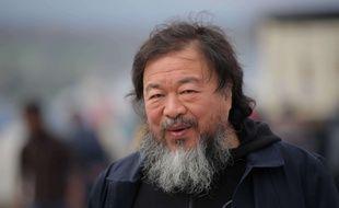 L'artiste Ai Weiwei, ici le 17 mars 2016, était-il trop politique pour Lego?
