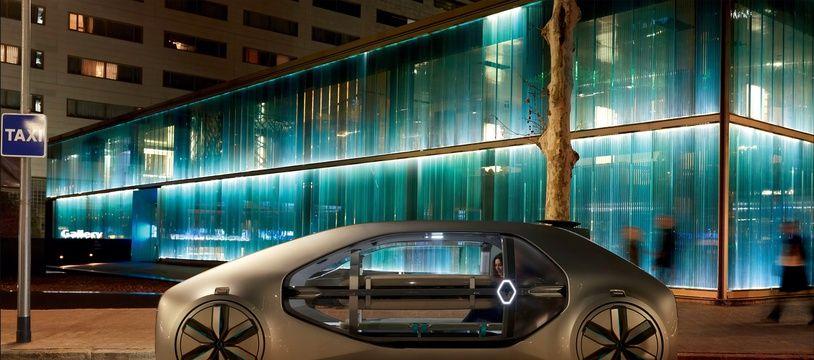 L'EZ-Go sera peut-être votre véhicule de transport urbain d'ici quelques années.