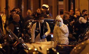 Parmi les quatre blessés, deux le sont grièvement et deux autres légèrement.