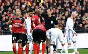 Le 11 février dernier, le troisième succès de l'En Avant Guingamp contre l'OL en moins de quatre mois avait fortement agacé les Lyonnais.