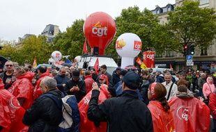 Selon la CGT, la mobilisation, qui s'est tenue ce mardi, a rassemblé « 150.000 manifestants dans toute la France ».