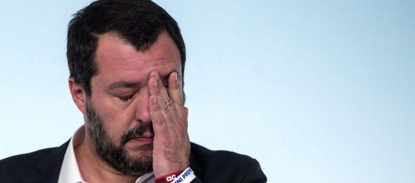 MatTeo Salvini, le 20 octobre 2018 à Rome.