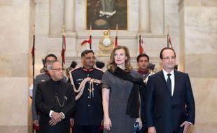 Le président français François Hollande espère que l'accord de libre-échange en discussion entre l'UE et l'Inde permettra d'abaisser les droits de douane indiens qui freinent les échanges avec la France, dans un entretien publié vendredi par The Times of India.