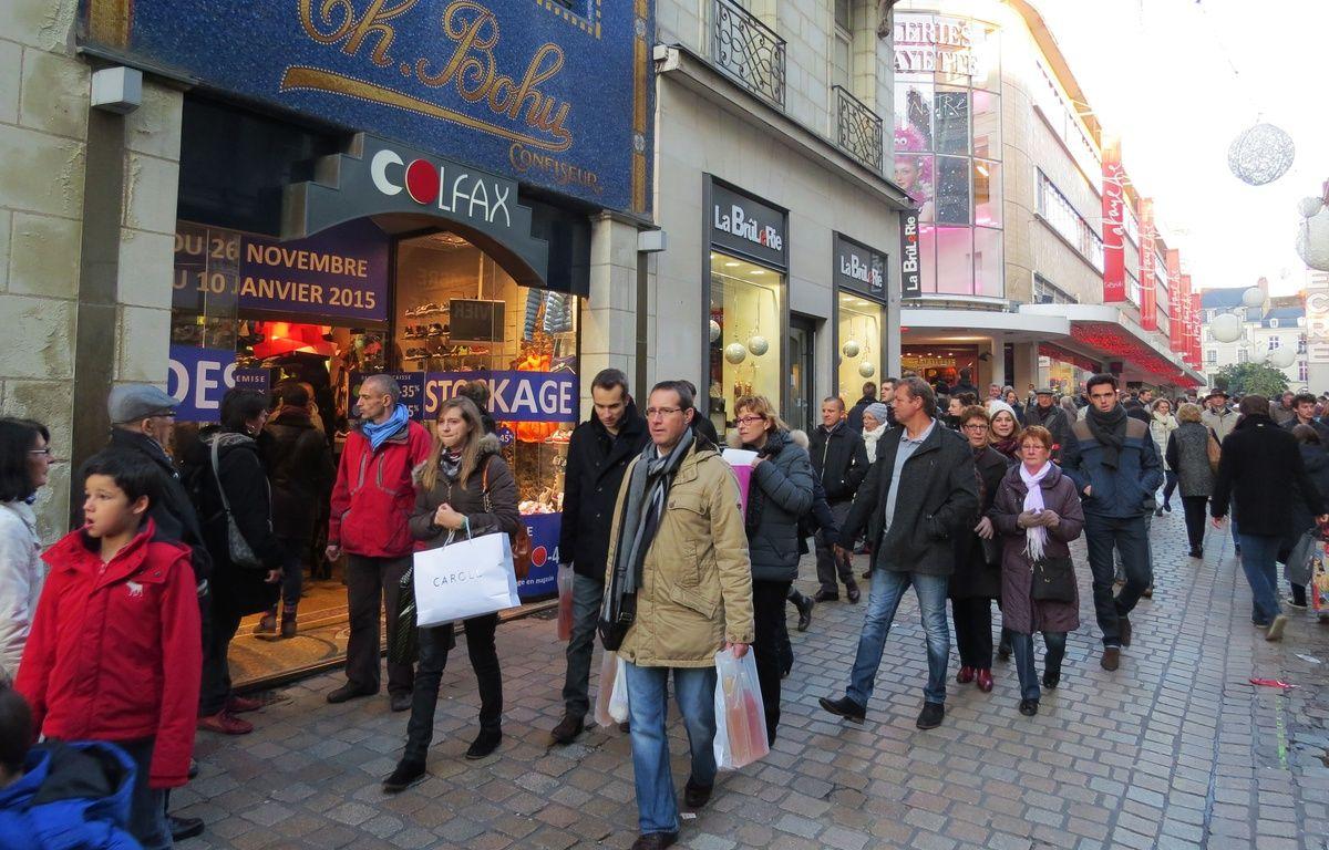 L'ouverture des commerces le dimanche a eu un effet positif sur décembre, assure la CCI – Frederic Brenon / 20 Minutes