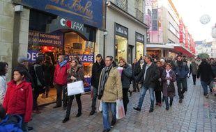 L'ouverture des commerces le dimanche a eu un effet positif sur décembre, assure la CCI