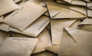 Des bulletins de vote. (archives)