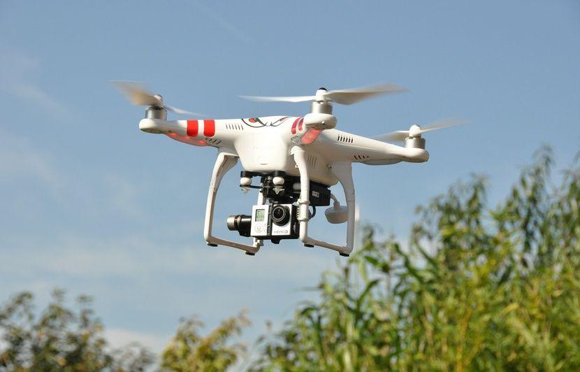 Shanghai : 2.000 drones ont assuré le spectacle du Nouvel An