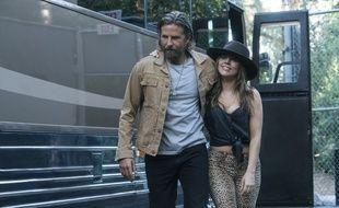 Bradley Cooper et Lady Gaga de Bradley Cooper