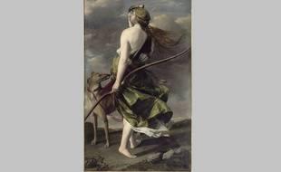 Diane chasseresse de Gentileschi