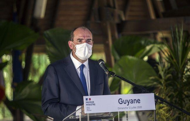 C'est l'heure du BIM: Castex en Guyane, fin du cumul pour Darmanin et présidentielle serrée en Pologne