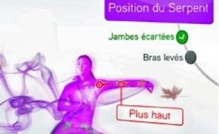 Le jeu « Your Shape Fitness Evolved ».