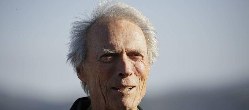 Clint Eastwood en Californie le 9 février 2020.