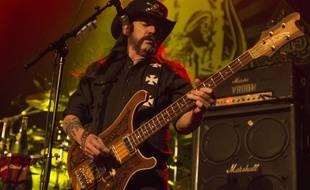 Motorhead en concert à Austin (Texas) en septembre 2015