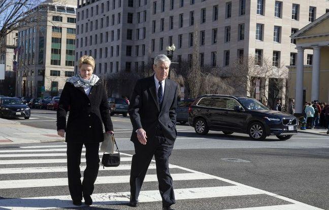 Enquête russe aux Etats-Unis: Le procureur Mueller n'a pas trouvé de preuve d'une entente entre Trump et la Russie