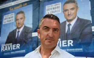 Stéphane Ravier en 2017