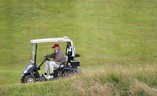 Des vandales ont coupés 4 arbres sur un parcours de golf de Donald Trump