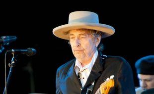 L'icône Bob Dylan