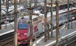 Un train Thalys (illustration).