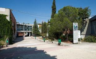 Le lycée Antonin Artaud.