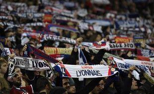 Les supporters de l'Olympique Lyonnais sont interdits de déplacement pour le choc face à l'OM, le 10 novembre 2019 au Vélodrome.