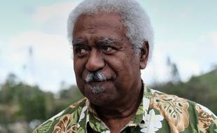 Roch Wamytan, élu à la tête du Congrès de Nouvelle-Calédonie