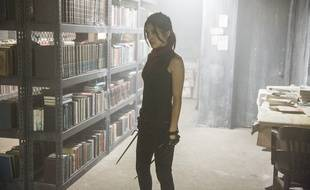 L'actrice Elodie Yung incarne Elektra dans la série «Daredevil».