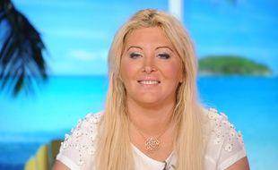 Loana durant l'émission « Les anges de la télé-réalité » sur NRJ12 en 2012