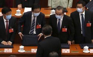 La Chine se met en ordre de bataille