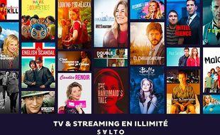 Salto est le fruit du partenariat de France Télévisions, TF1 et M6.