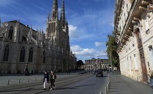 La cathédrale de Bordeaux