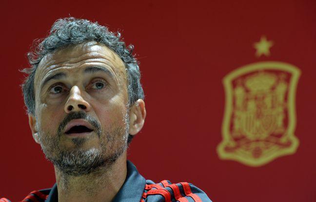 Modestie: «J'ai été génial à la pause», Luis Enrique se jette des fleurs malgré la défaite de l'Espagne contre l'Angleterre