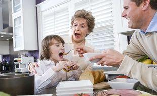 L'alimentation du père a des conséquences sur la santé de son enfant.