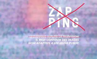 Montage photo fin du «Zapping».