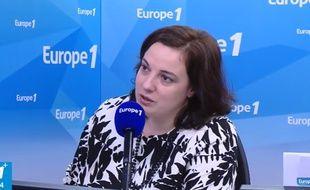 Emmanuelle Cosse était sur le plateau d'Europe jeudi 2 juin