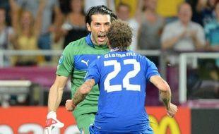 Le premier tour avait laissé peu de place aux surprises, avec les Pays-Bas comme seul favori à passer par-dessus bord, et les quarts de finale l'ont confirmé: la loi du plus fort règne dans cet Euro-2012 avec l'Espagne, l'Allemagne, le Portugal et l'Italie comme demi-finalistes haut de gamme.
