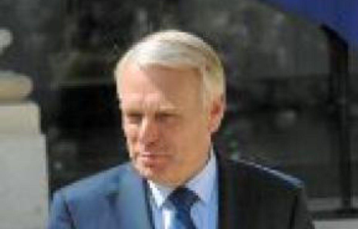Jean-Marc Ayrault, Premier ministre. –  CHAMUSSY / SIPA
