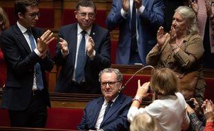 Qui va succéder à Richard Ferrand à la présidence du groupe LREM à l'Assemblée?