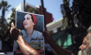 Manifestation de soutien à Hajar Raissouni