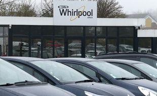 L'usine Whirlpool d'Amiens