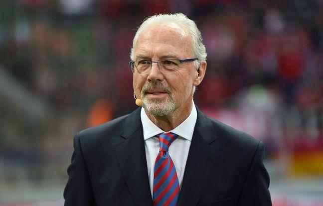 Coupe du monde 2018: Beckenbauer souhaite la «bienvenue au club» à Deschamps