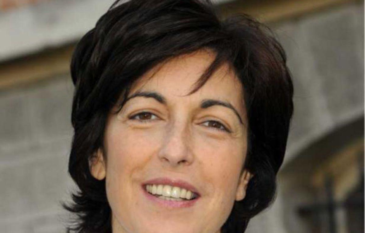 La journaliste Ruth Elkrief, le 15 septembre 2011 à Paris. – VILLARD/SIPA