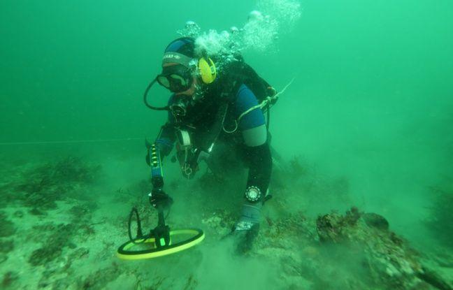 Saint-Malo: De nouvelles fouilles menées pour retrouver l'épave du «Victor»